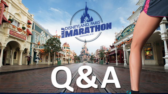 Exclusive Q & A With Disneyland Paris runDisney Organiser