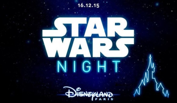 Star Wars Night in Disneyland Paris