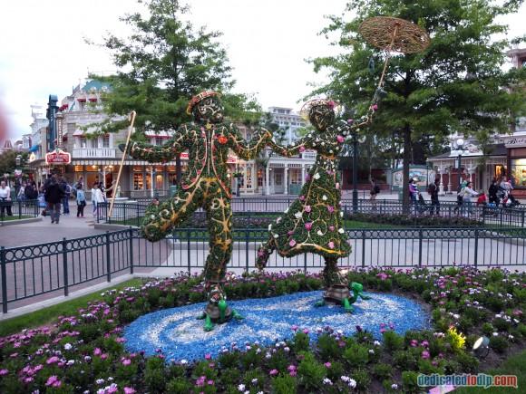 Disneyland Paris Photo Friday: The Spring that time forgot