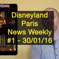 Disneyland Paris News Weekly #1: Attendances Up, New Show, Princess Dramas