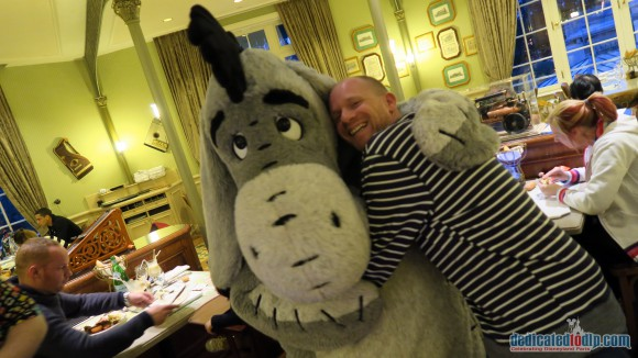 Disneyland Paris Restaurant Review: Inventions - Eeyore