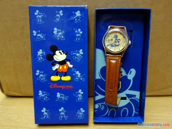 Disneyland Paris Magical Memorabilia: Watch
