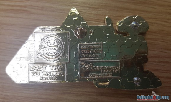 Disneyland Paris Magical Memorabilia: Last trip To Endor Pin