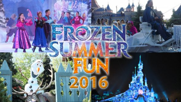 What to Expect from Summer Fun 2016 in Disneyland Paris