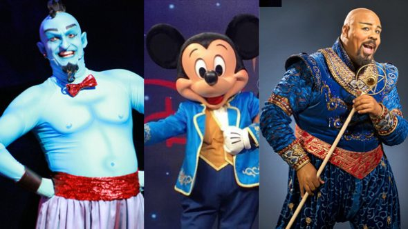 Are Human Face Genie and Talking Mickey Coming to Disneyland Paris for Mickey and the Magician?