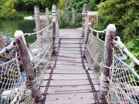 Disneyland Paris Photo Friday: Adventure Isle