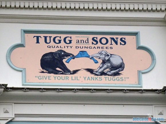 Disneyland Paris Photo Friday: The Signs & Adverts of Main Street, U.S.A.