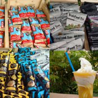 New Food in Disneyland Paris: Super Seeds, Brain Food, Peanut Butter Bar and Pineapple Whip