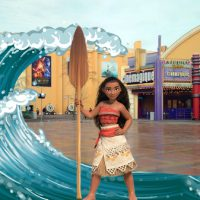 The Character of Moana is Coming to Disneyland Paris for Christmas 2016 - Could We See More New Characters Too?