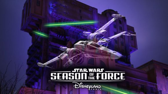 Star Wars Season of the Force in Disneyland Paris