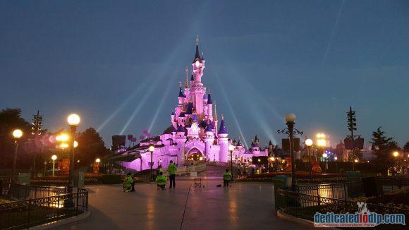 Disneyland Paris runDisney Diary Day 3 – The 5K Race