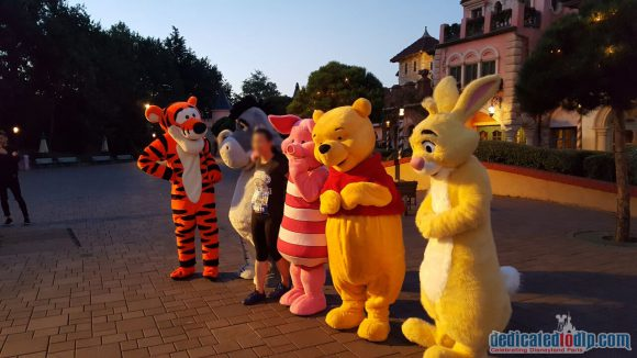 Disneyland Paris runDisney Diary Day 3 – The 5K Race with Winnie the Pooh and Friends