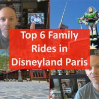 Top 6 Family Rides in Disneyland Paris