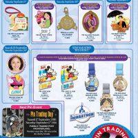 Disneyland Paris Pins For September 2016: runDisney Bonanza, Villains, Poppins, Tink and Luna?