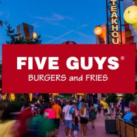 Am I The Only Person Not Excited By The Rumour That Five Guys Is Coming To Disneyland Paris?
