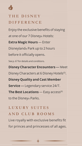 Characters are Coming Back to Disney Hotels - So Says New Disneyland Paris Brochure