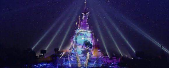 Disneyland Paris 25th Anniversary Disney Illumminations