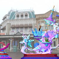 New Frozen Float for Disneyland Paris 25th Anniversary Disney Stars on Parade