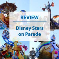 Disneyland Paris 25th Anniversary Review: Disney Stars on Parade
