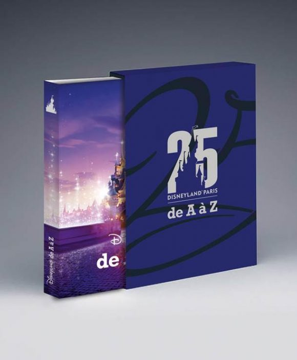 Disneyland Paris From A to Z cover