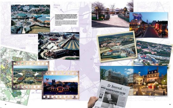 Disneyland Paris From A to Z book