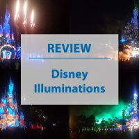Disneyland Paris 25th Anniversary Review: Disney Illuminations