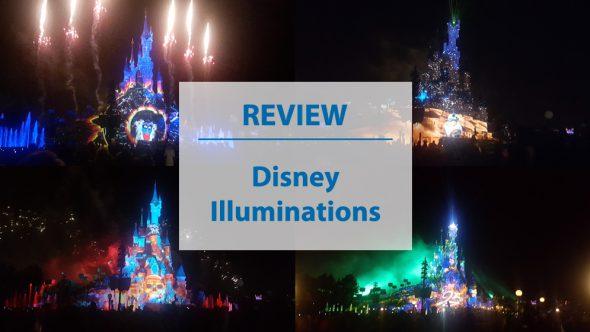 Disneyland Paris 25th Anniversary Review: Disney Illuminations