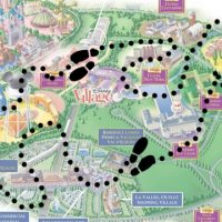 How Far Do You Walk in Disneyland Paris?