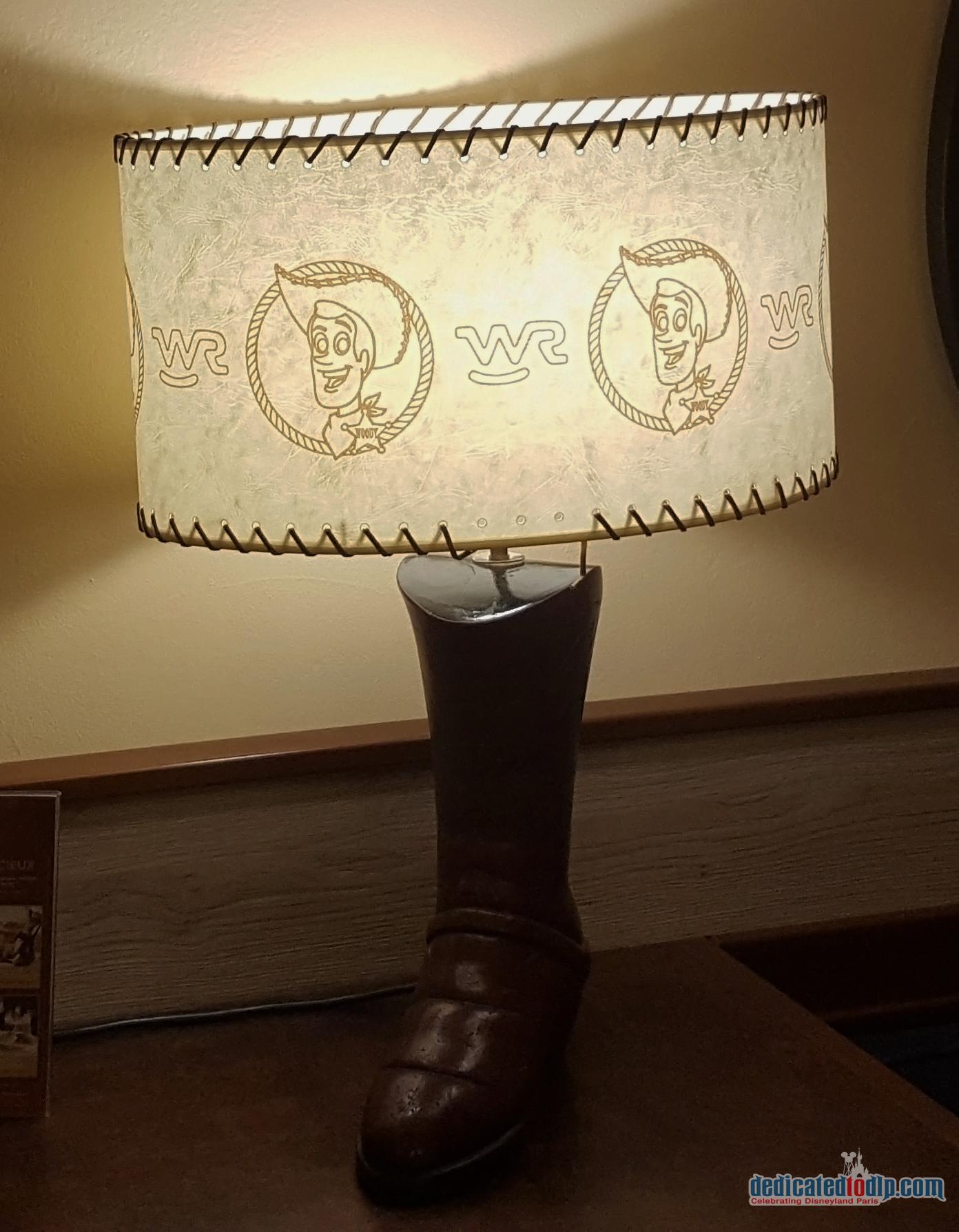 lamps bella sky hotel