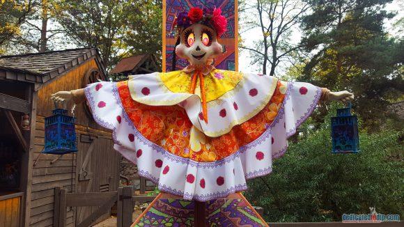 Disneyland Paris Review: Halloween Season 2017