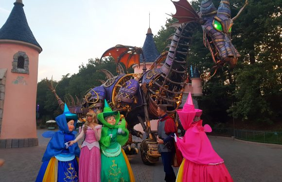 Disneyland Paris runDisney 2017 Diary Day 2 – The runDisney 10K