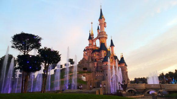 Disneyland Paris runDisney 2017 Diary Day 3 – The Disneyland Paris Half Marathon