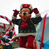 Disneyland Paris Christmas 2017