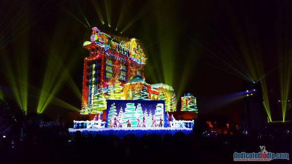 Goofy's Incredible Christmas - Disney's Enchanted Christmas 2018 in Disneyland Paris
