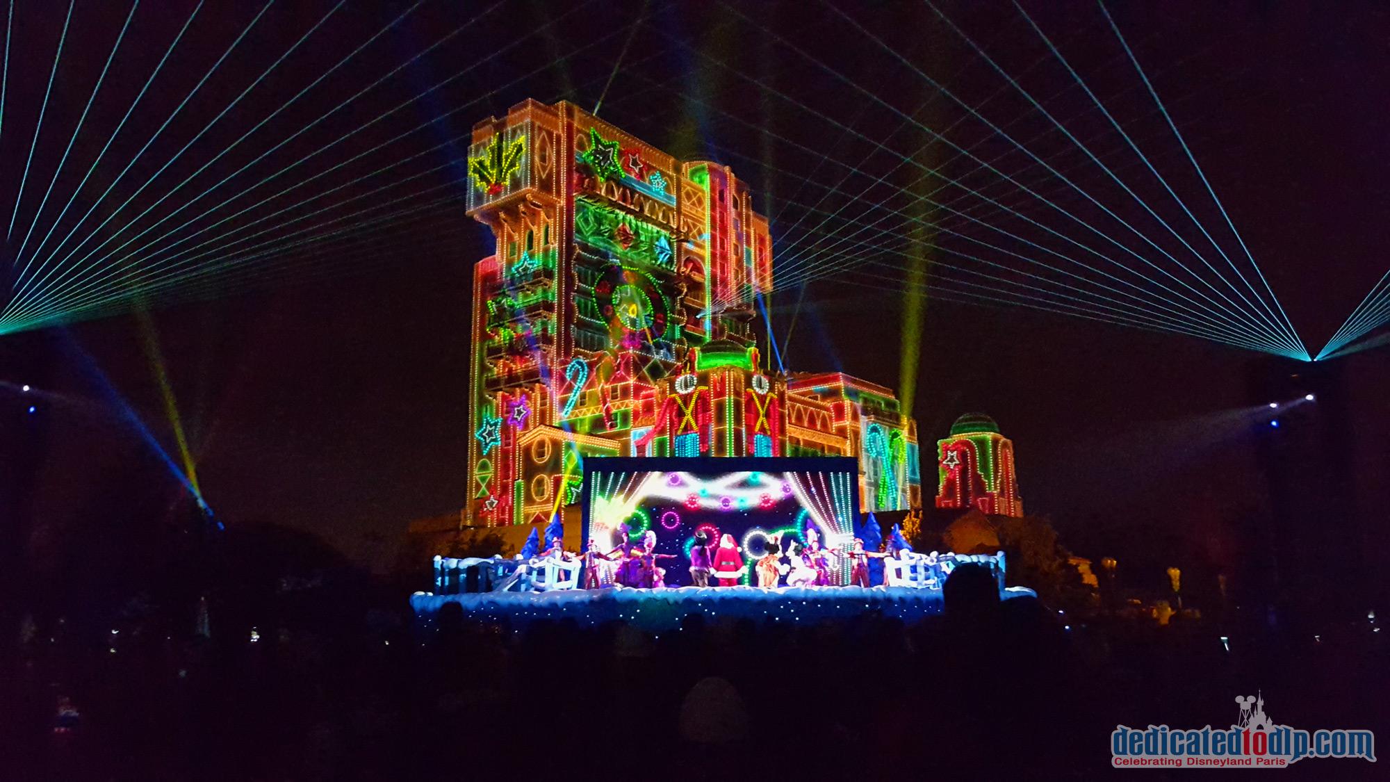 Dedicated to dlp celebrating disneyland paris disneyland paris review christmas 2017 - Disneyland paris noel 2017 ...