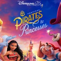 Disneyland Paris Princesses and Pirates Festival