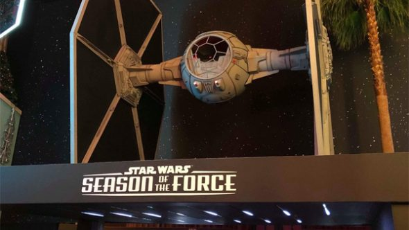 Why I Wish I'd Booked to Visit Star Wars Season of the Force in Disneyland Paris: 6 Photos and a Video
