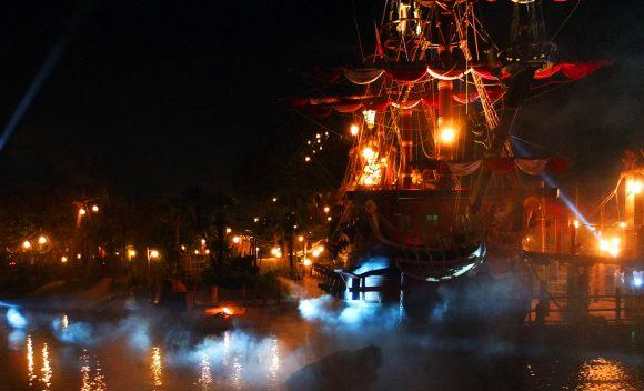 Pirates of the Caribbean Event in Disneyland Paris