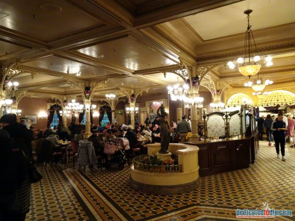 Disneyland Paris Restaurant Review: Plaza Gardens Restaurant