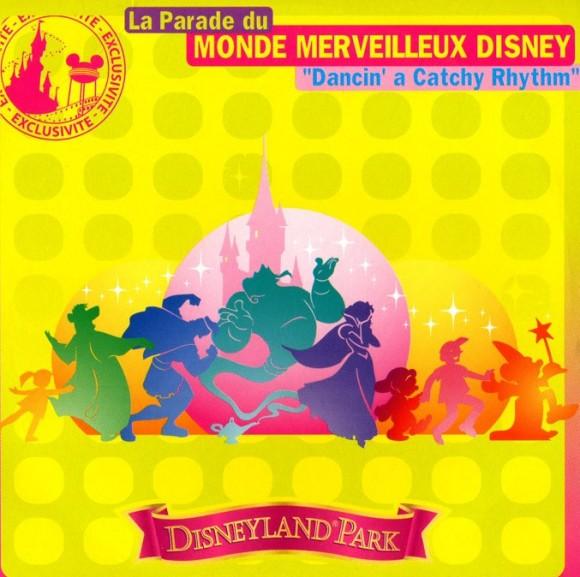 Dancin' (A Catchy Rhythm) is back in Disneyland Paris