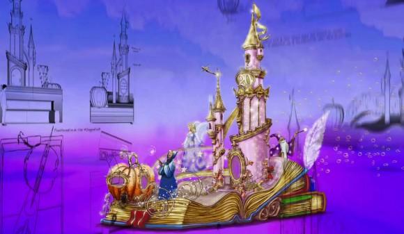 Disneyland Paris 20th Anniversary Magic Everywhere song video – I like it!