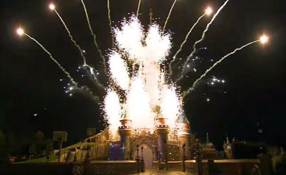 Watch the video of Disney Dreams from Disneyland Paris