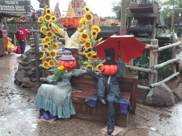 Which is your favourite season to visit Disneyland Paris?