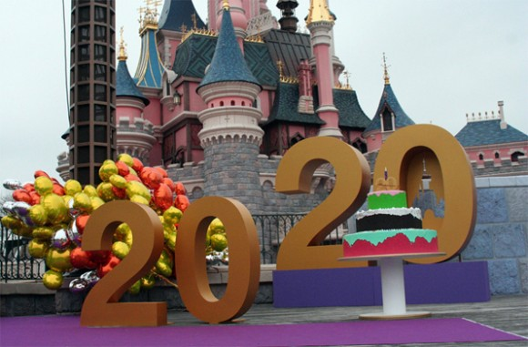 The Disneyland Paris Year in Review Top 12 for 2012