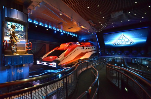 News From The Disneyland Paris Round Table Discussion: Star Tours II, Marvel, Russian Christmas & RFID