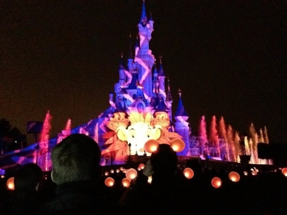 Light'ears Glow With The Show Ears Used in Disneyland Paris With Dreams!