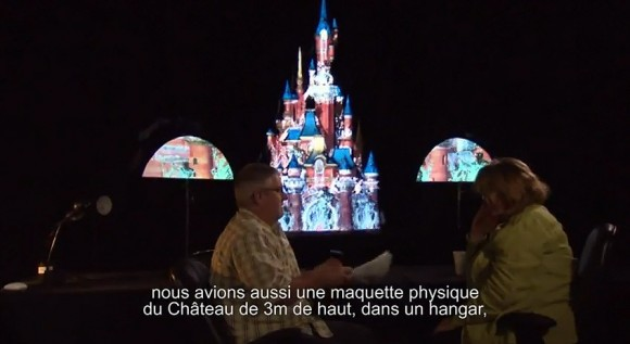 Looking at the Official Making Making of Disney Dreams! at Disneyland Paris