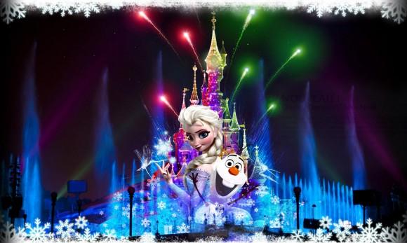 Christmas Dreams! in Disneyland Paris