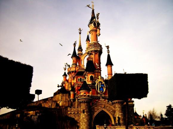 Disneyland Paris Photo Friday: Sleeping Beauty's Castle