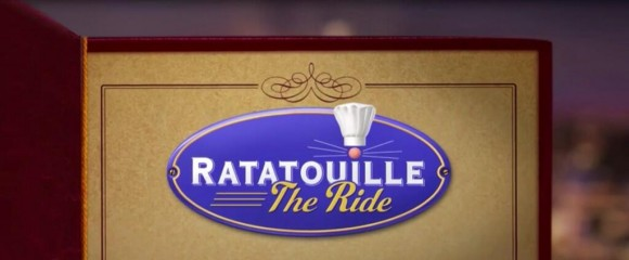 Ratatouille: The Ride – The International Name For Disneyland Paris' Newest Attraction